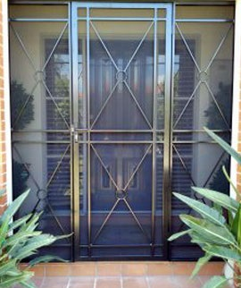 Porch Enclosures & Pet Doors Melbourne | Porch Enclosures - Security Doors Melbourne